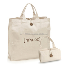 China Plain Blank Canvas Wholesale Tote Bags