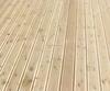 Siberian larch decking boards