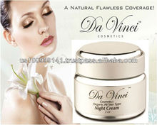 Organic Night Cream - Facial Treatment - Dermatologist - Organic Cream (USA MANUFACTURER)
