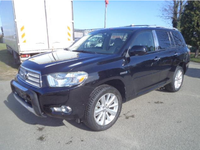 USED CARS - TOYOTA HIGHLANDER 4*4 PICK UP (LHD 3465)