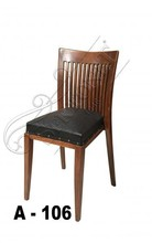 restaurant furniture solid wood dining chair