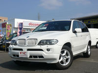 Good looking and Reasonable cars suv right handed drive BMW X5 2004 used car with Good Condition