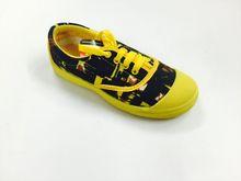 2015 Latest new kids stylish canvas shoes boys/girls