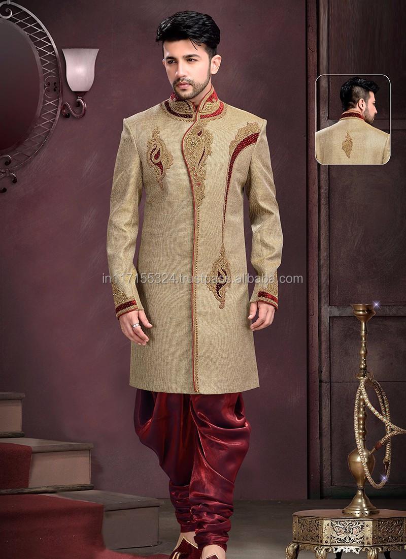 Fancy Sherwani - Buy Fancy Sherwani 18586,Sherwani For Men 18586 ...