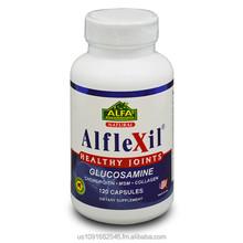 Alflexil 120 Cap. Glucosamine. Chondroitin. MSM. Collagen. Bone. Joint. Knee