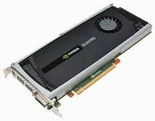 Compeve P-N-Y QUADRO 4000 FOR MAC 2GB GDDR5, PCIE X16, 1 DVI-DL + DP + ST