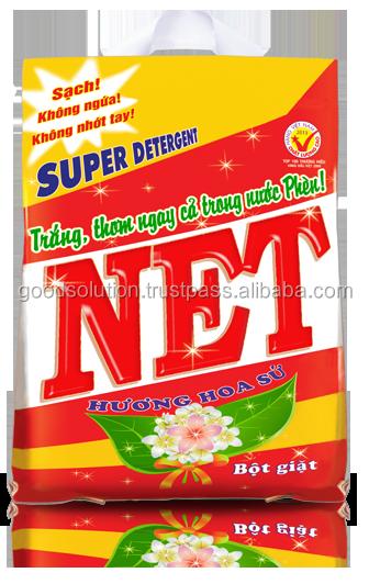 Ne-t floreale porcellana detersivo 6kg/il detersivo di marca/qualità detersivo in polvere/economico bucato in polvere