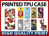 Printed TPU case comaptible with LG G4c - high quality print, flexible mobile phone case