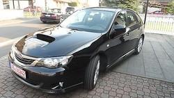 Subaru Impreza Sport Car - Left Hand Drive - Stock no:11405