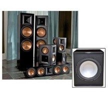 """For New Klipsch Speakers RF-7II Home Theater System, Two FREE 15"""" 1000 Watt 15"""" Subwoofers"""
