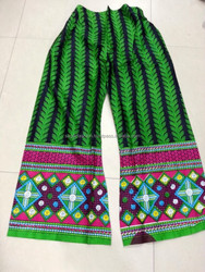 vintage hippie oriental harem wide leg gypsy yoga belly dance palazzo pants trousers