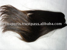 machine humanhair weft from chennai