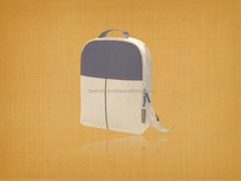 Recycled Organic Cotton Library Backpack