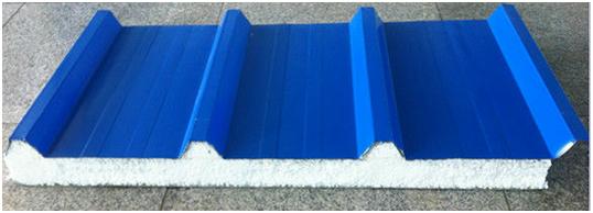 Insulated Roof Amp Wall Panels Pu Pir Rock Wool Eps Dubai