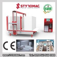 Vertical Tools Foam Cutting Machine