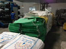 Lamination PP woven bag for Rice