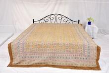 Top-grade 100% Coral heat preservation New arrivals cotton handmade cotton thread work /Bed Excellent Home Textile, Bedding Set