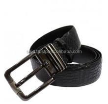 Crocodile leather belt for men SMCRB-021