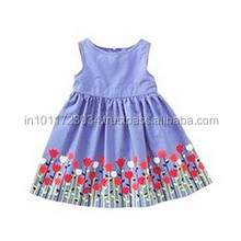 baby dresses girl frocks sleeveless fashion wedding dress