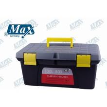 """Portable Plastic Tool Box 14"""""""