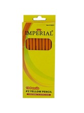 Yellow #2 Pencil Pack