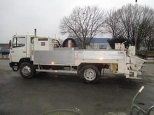 Putzmeister mobile truck mounted concretpump 1405S