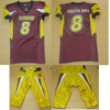 American Football Jersey,Custom American Football Jersey,Sublimated American Football Jersey