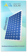 Anti Damping Solar Panel - Made in EU - CE/IEC/TUV/ISO Certificate