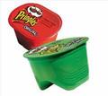 Pringles lanche pilha