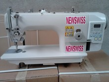 Computerized Direct Drive lockstitch sewing machine