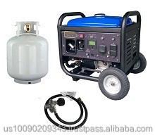LPG digital inverter generator 3400W deluxe