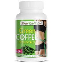 O melhor produto de emagrecimento verde cápsulas de café