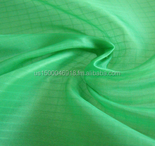 390T Nylon Ripstop taffeta fabric for the down-wear and jackets
