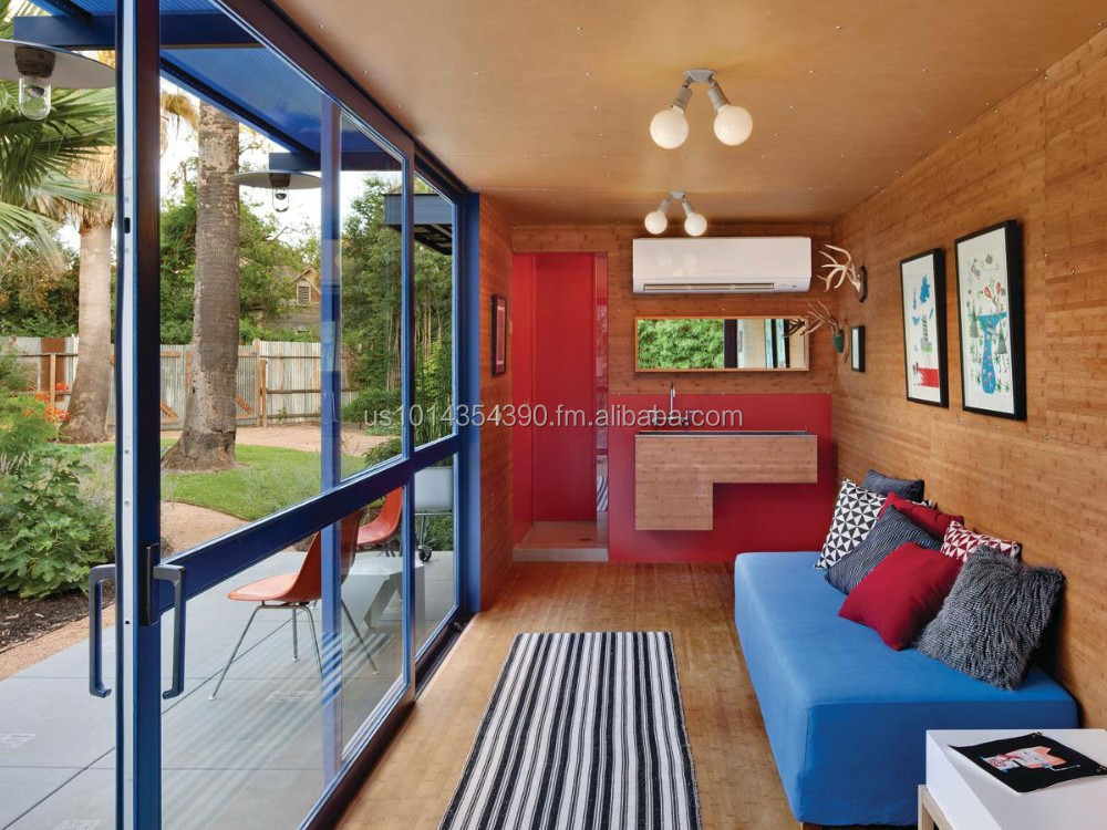Pre Built Pre Fab Container House 95 Complete