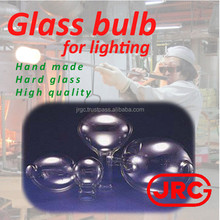 Handmade and High quality glass for lamp parts with resistant to thermal shock made in Japan