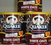 Quaker Oats Oatmeal 1 Min FS/ 12 Pack / 42 oz