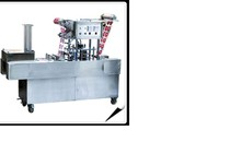 Plastic cup filling sealing machine (Pure water or mineral water for drinking water or yoghourt or fruit juice milk)