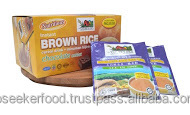 Instant Brown Rice Cereal Drink (Chocolate) Good For Breakfast, Rich in Vitamins, Minerals & Fibre