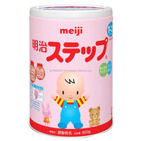 High quality Meiji Step baby food milk powder with nutritional made in Japan
