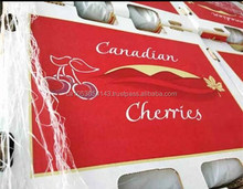 Canada Lapins and Sweet heart Cherries