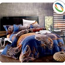 Printed Bed Sheet Set 100% Polyester