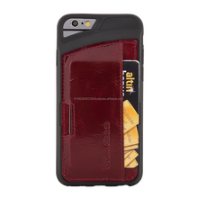 Elastic leaher case for iPhone 6