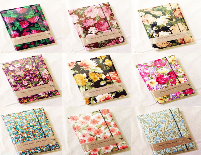Note Book Pads Journal Diary Handmade Size 14 50 X19 0 Cm