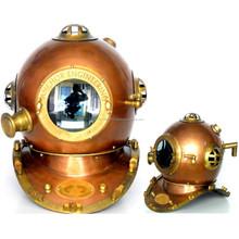 German Diving divers helmet - anchor engineering Replica - Indian