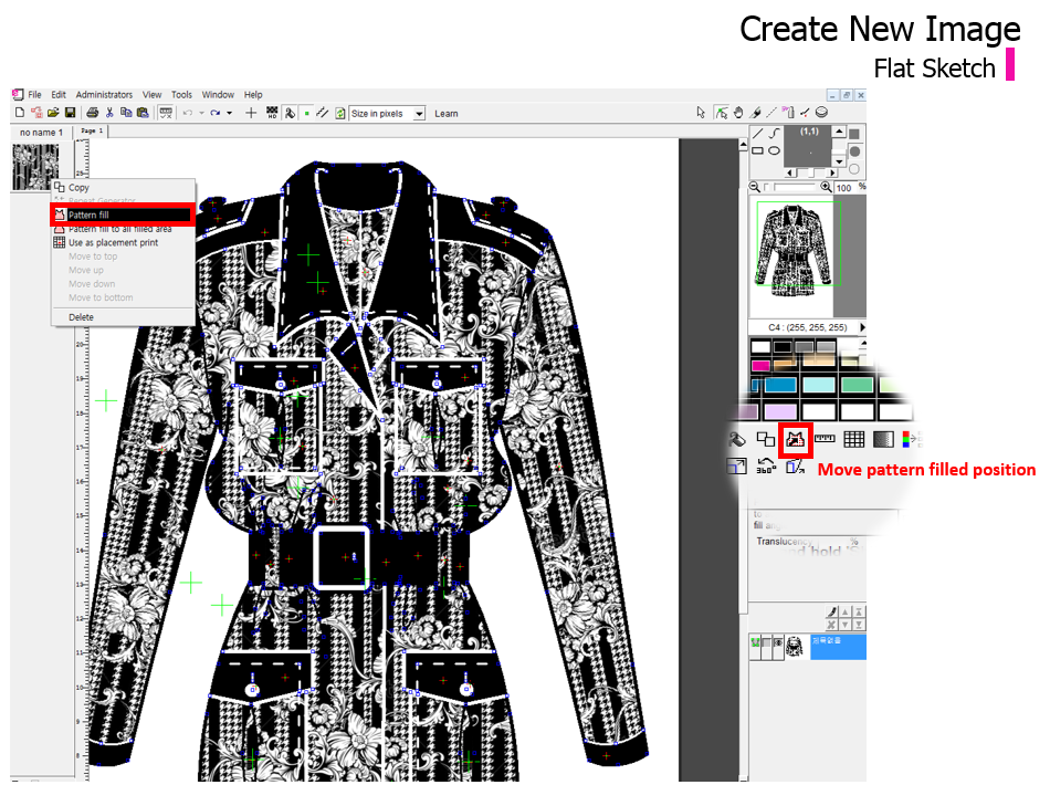 Fashion Cad Design Software