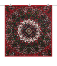 Hippie Mandala Tapestry Wall Hanging Throw bedspread Beautiful Coior Tapestries Wholesale