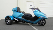 Top Quality 300cc Compeller Trike Scooter Moped