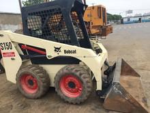 Used Mini skid steer loader Bobcat S150 for sale