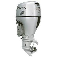 Used Honda 150 hp 150hp Outboard Motor Engine