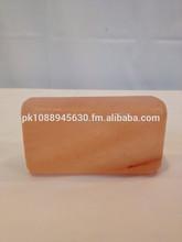 Himalayano sale massaggio pietre, sapone forma